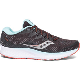 saucony Ride ISO 2 Shoes Women brown/coral